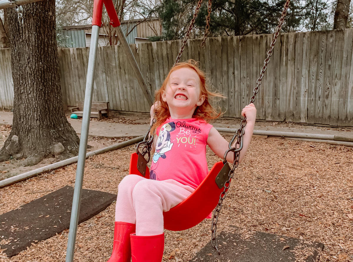 Play Outdoors To Keep Your Child Happily Active
