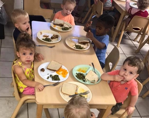 State-Approved Food For Healthy Children